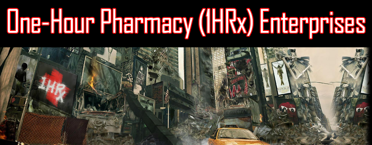 One-Hour Pharmacy (1HRx) Dot Com